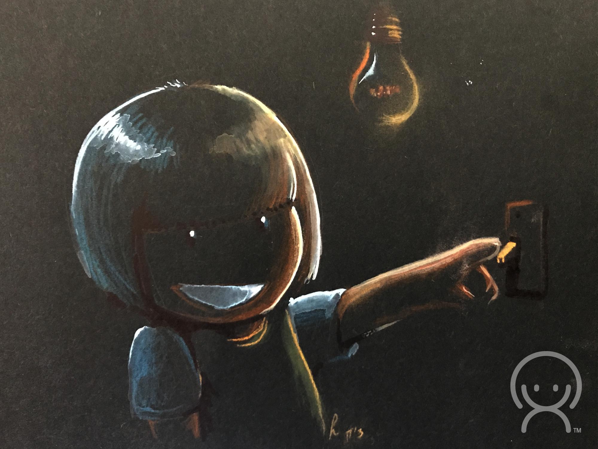 Xocololo - Xoco illustration by Hakubashi